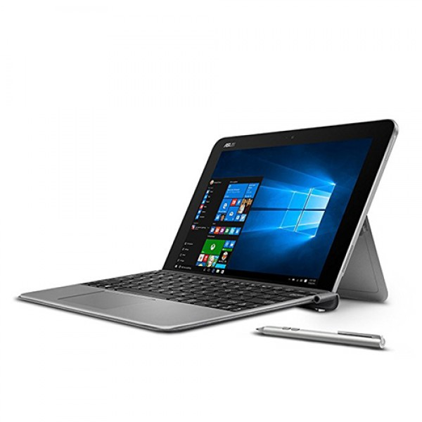 ASUS Transformer Mini Laptop-T102HA-D4-GR|10.1-in|Intel® Quad-Core® Atom Z8350 1.44 GHz (Turbo up to 1.92 GHz)|4GB 128GB eMMC|Intel® HD|Windows 10 (64bit)|IPS WXGA (1280x800), glossy touch