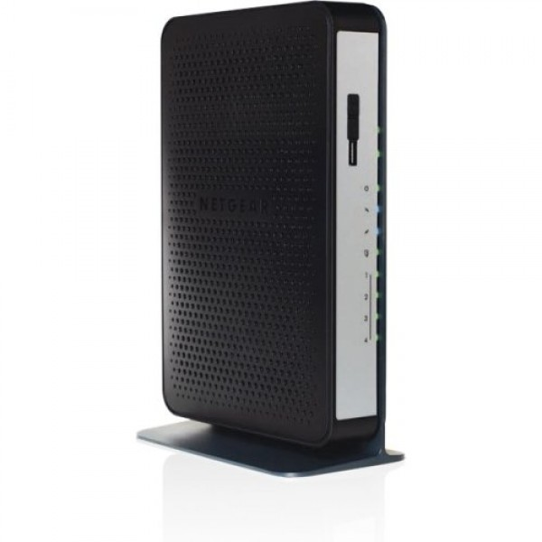 NETGEAR N450 - Wireless router - cable mdm