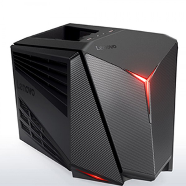 Lenovo Legion Y720 Cube Desktop-90H2000DUS||Intel i5-7400 Processor|8GB 1TB HDD|NVIDIA GeForce GTX 1050 Ti 4GB|Windows 10 Home 64|USB English Keyboard, USB Optical Mouse