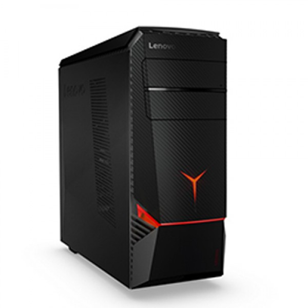 Lenovo Legion Y720T  Desktop-90H90004US||AMD Ryzen™ 7 1800X Processor |8GB 1TB HDD + 128GB SSD|AMD Radeon RX 570 4GB|Windows 10 Home 64|USB English Keyboard, USB Optical Mouse